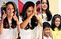 Don't spoil youth – One Heroine is enough for a Hero : Jyothika Speech at Magalir Mattum AL