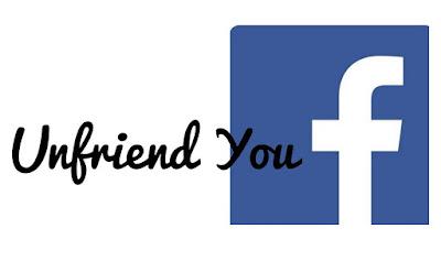 Unfriend Teman Facebook