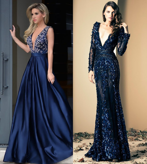 Inspirações de vestidos para formandas by Pinterest