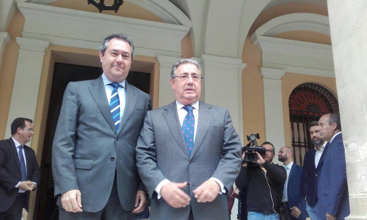 Gel n noticias juan ignacio zoido nuevo ministro del for Nuevo ministro del interior 2016