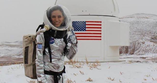 Ελένη Αντωνιάδου: Η ερευνήτρια της NASA που είναι ανάμεσα στους 3 σημαντικότερους νέους επιστήμονες