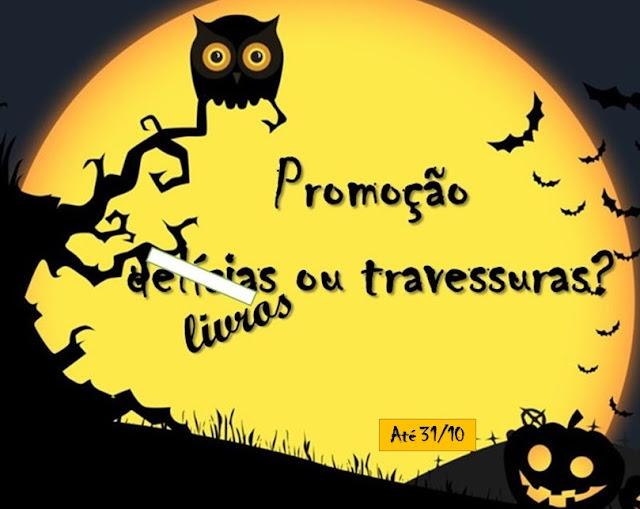 banner promo halloween