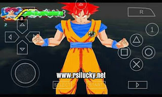 Download Dragon Ball Super Tenkaichi Tag Team Mod PPSSPP