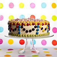 tort czekoladowo-waniliowy