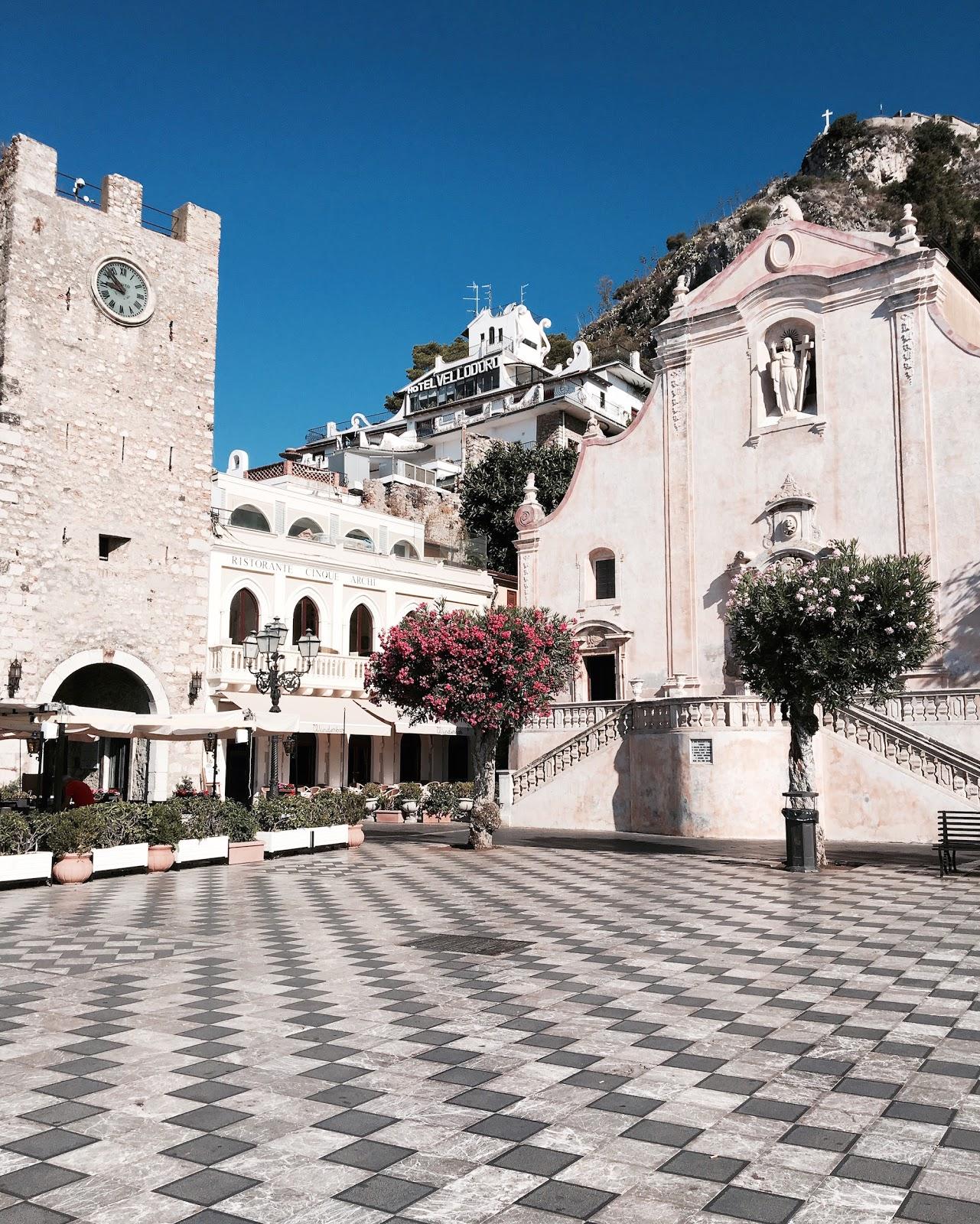 wakacje w sycylii | taormina