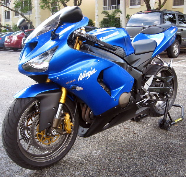 2005 Kawasaki Ninja ZX6R Service Manual | Manuals Online
