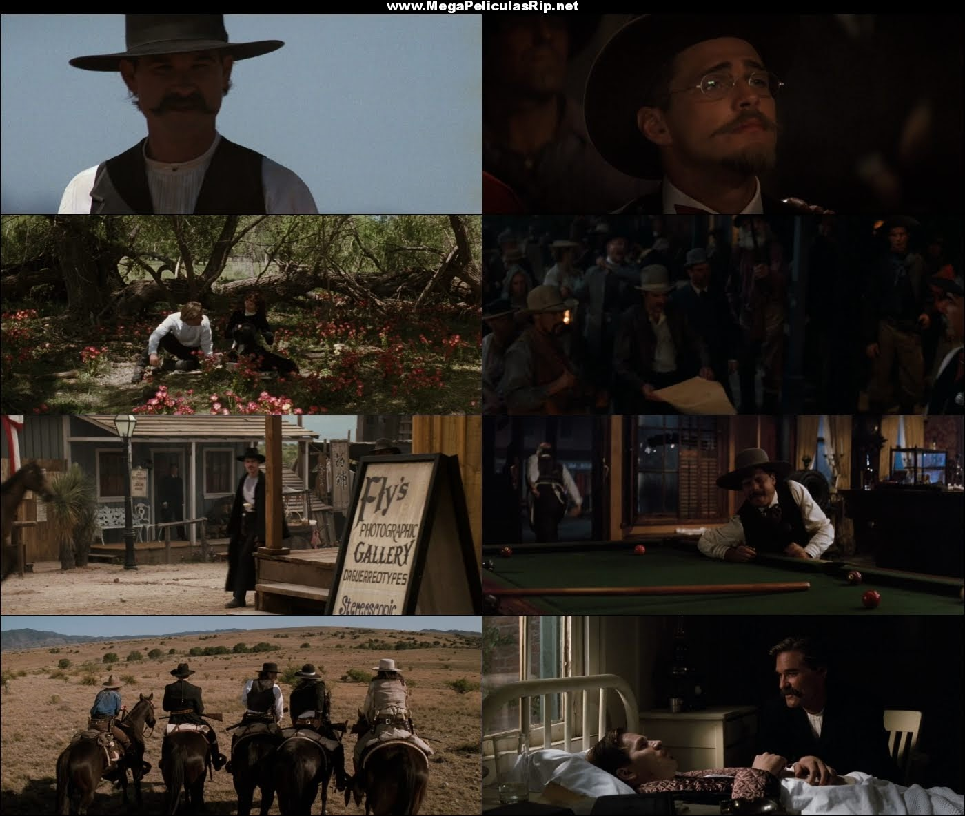 Tombstone 1080p Latino