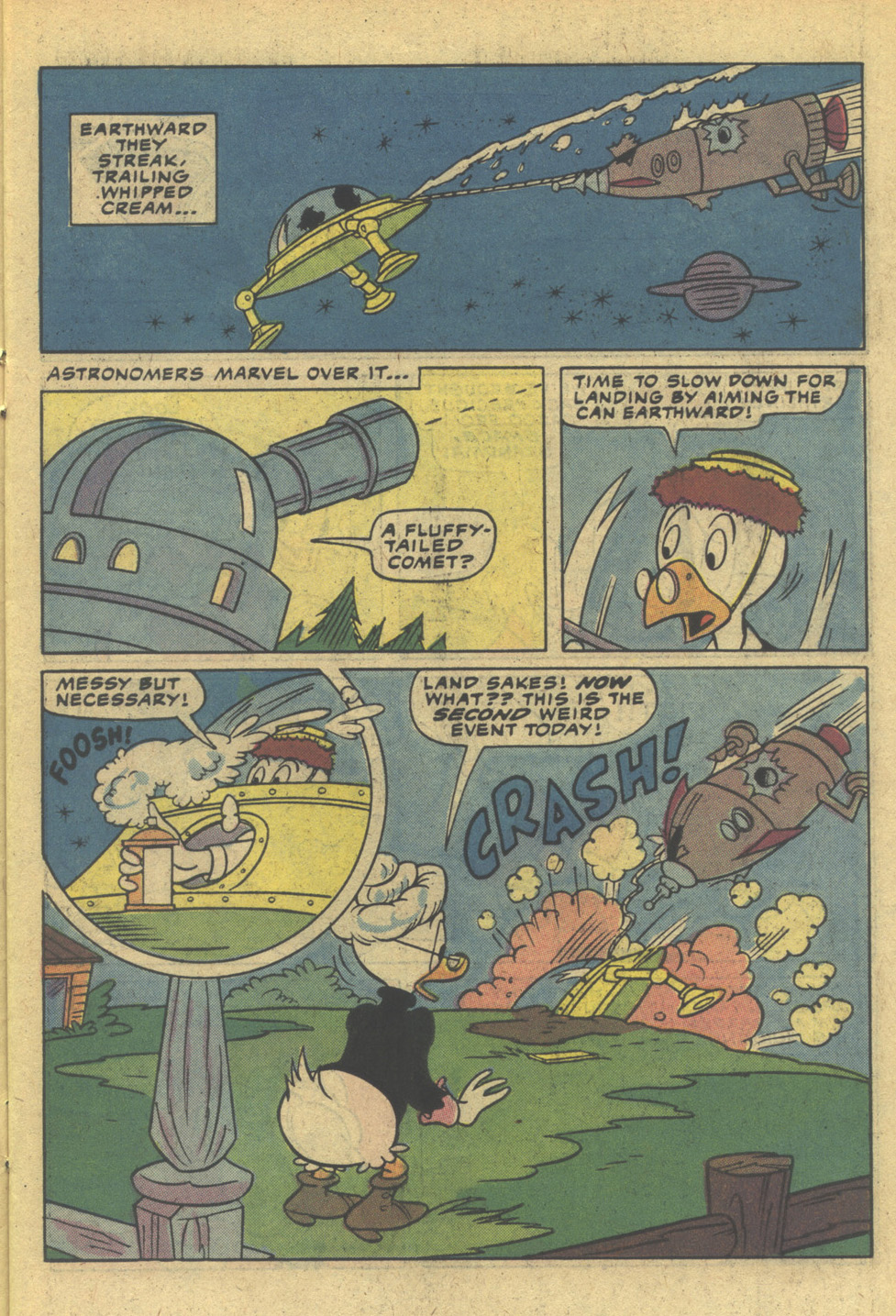 Read online Uncle Scrooge (1953) comic -  Issue #200 - 11