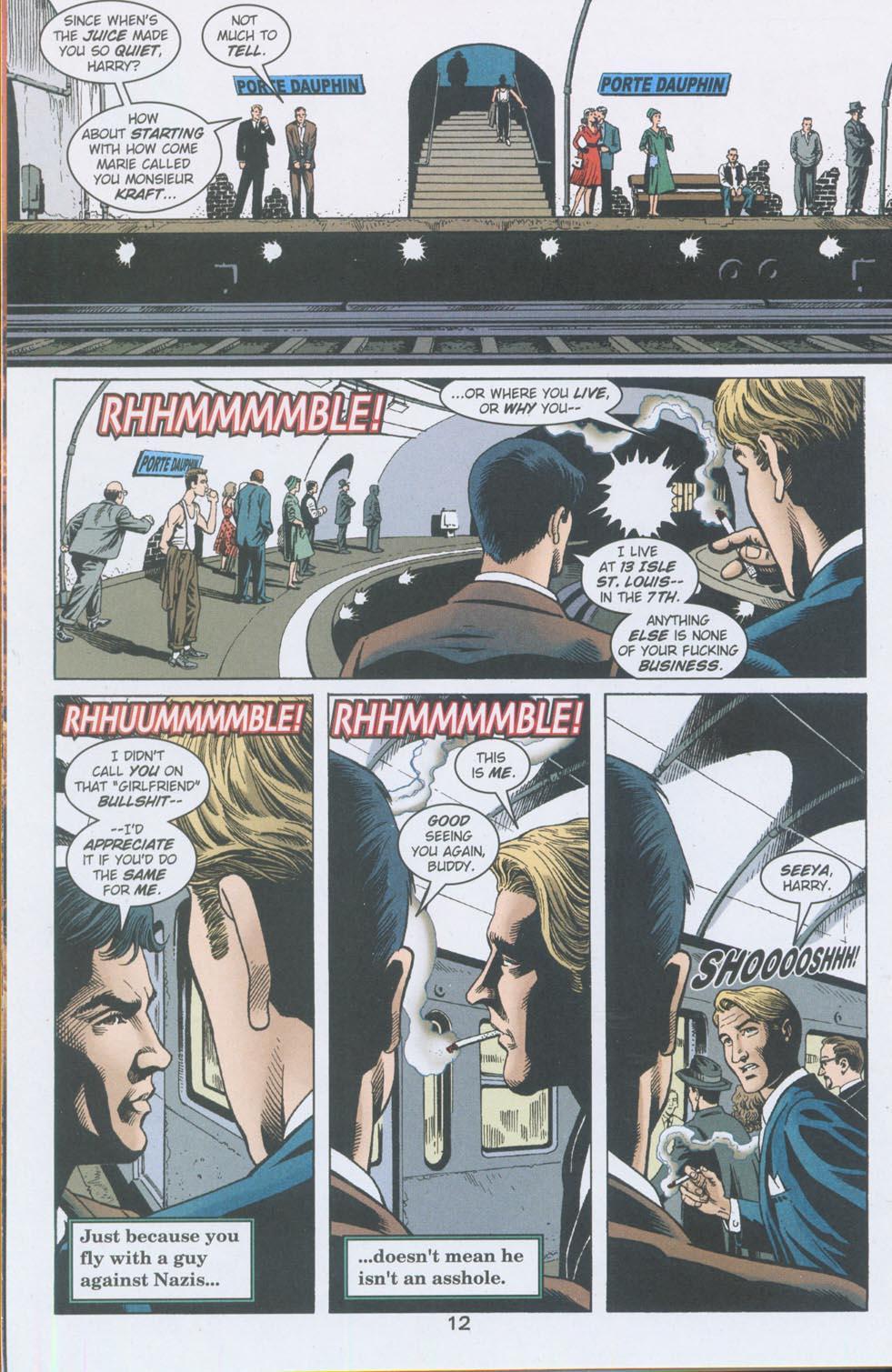 Read online American Century comic -  Issue #14 - 12
