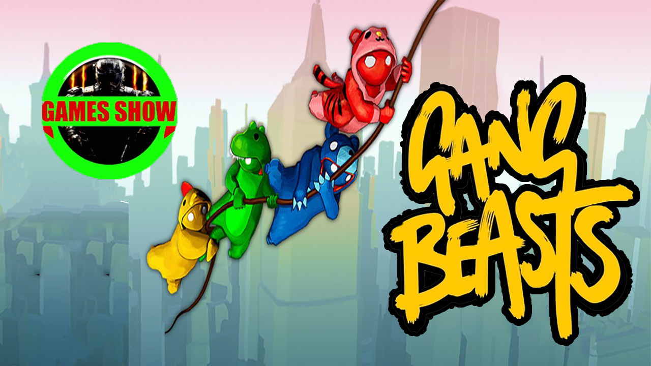 تحميل لعبة gang beasts للايفون