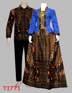 Gambar Model Baju Batik Couple