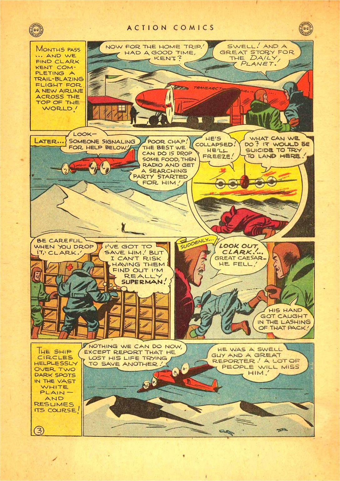 Action Comics (1938) 116 Page 3