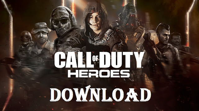 Download Call of Duty Heroes Apk Mod Data Game
