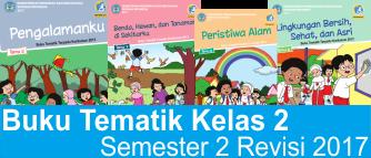 Buku Siswa Revisi 2017 Kelas 1 Semester 2