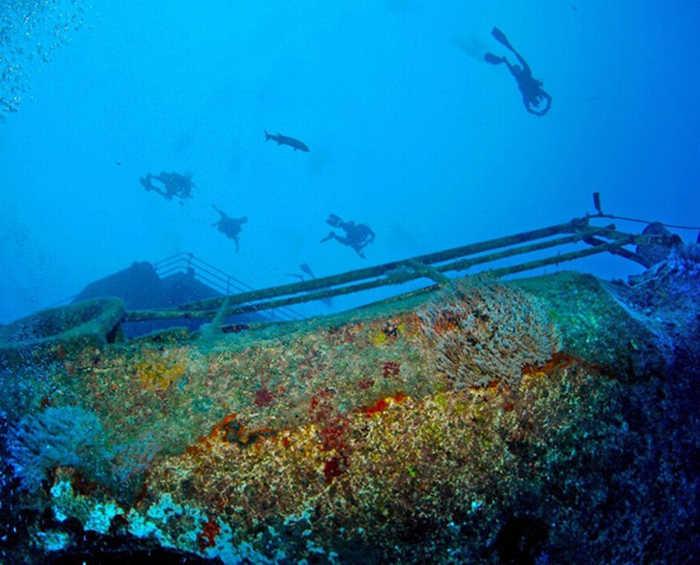 На затонувшем корабле. Andreas Franke 19
