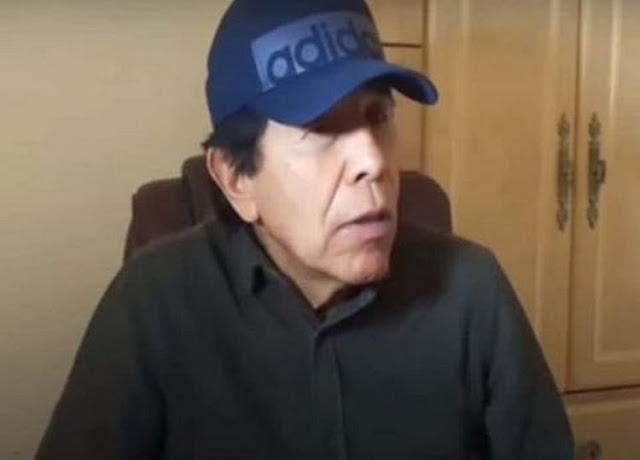 """VIDEO: Reaparece Caro Quintero y dice """"Todo lo que hago es huir, por algo para lo que ya cumplí mi condena"""" estoy retirado del narco"""