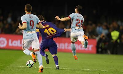 Celta 2 Barcelona 2