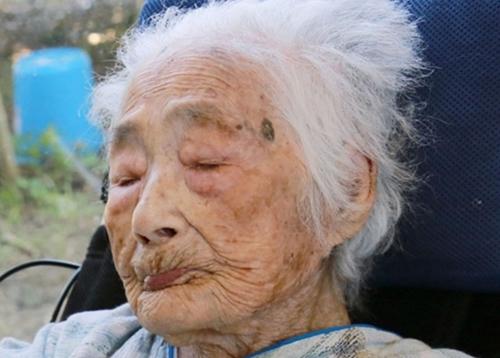 Morre aos 117 anos japonesa considerada a pessoa mais velha do mundo