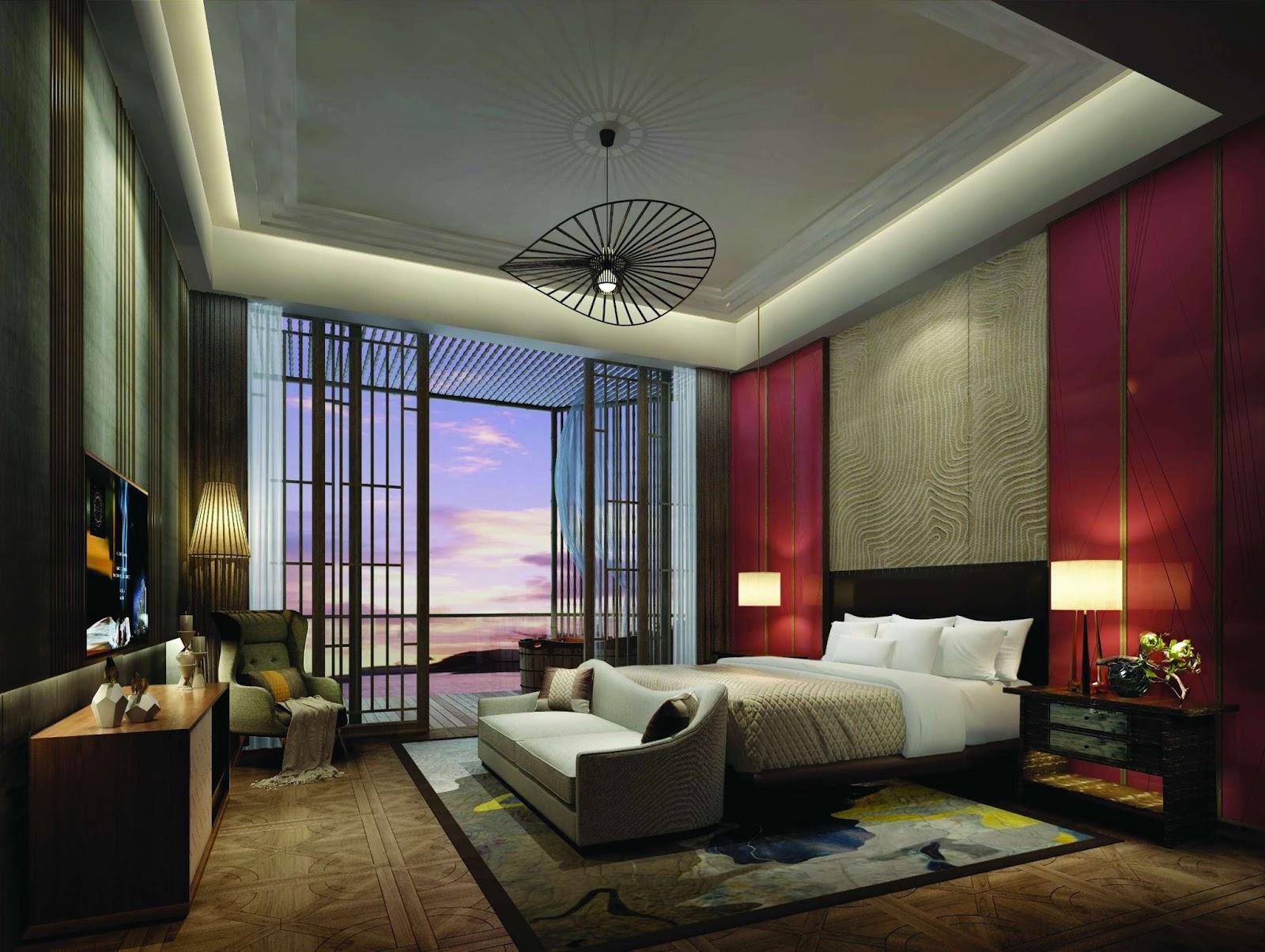 Thiết kế căn hộ La Luna Resort Nha Trang