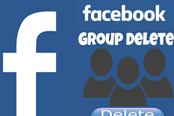 Delete Group In Facebook 2019