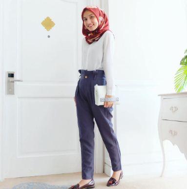 12 Style Hijab Modern Terbaru Untuk Remaja - TUTORIAL ...