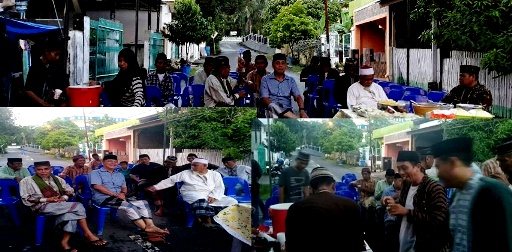 Semarak Ramadhan, PiS COM ,Gelar Buka Bersama