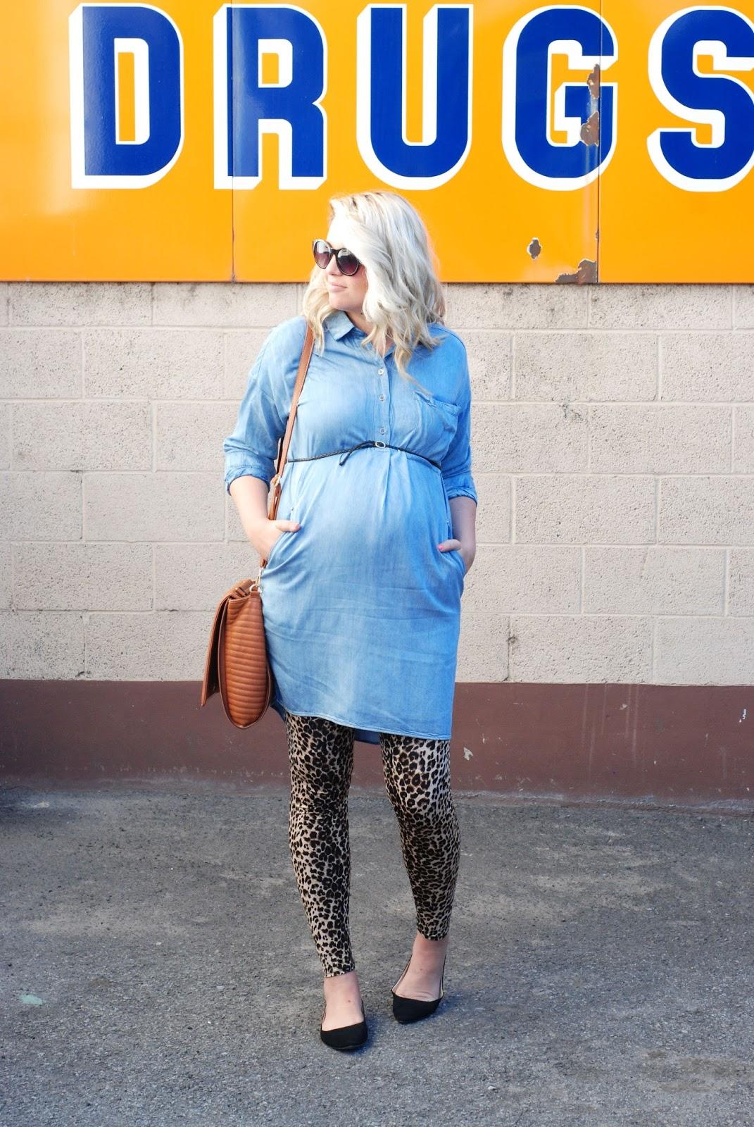 Fall Outfit, Utah Fashion Blogger, Leopard Leggings