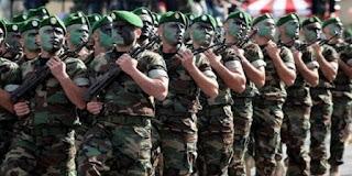 L'armée de l'Algérie