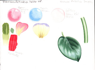 Watercolour Paper Test Fabriano Artistico 300gsm (old)