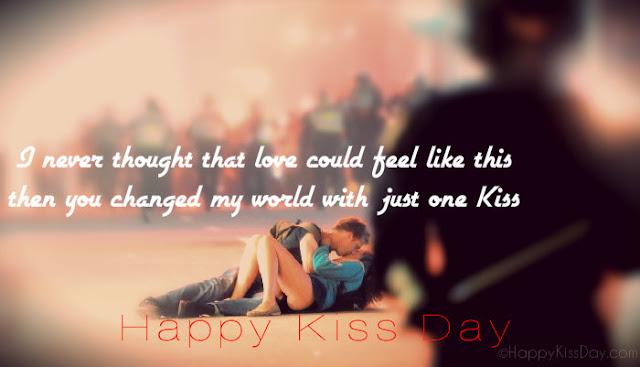 Happy Kiss Day 2017 wallpapers