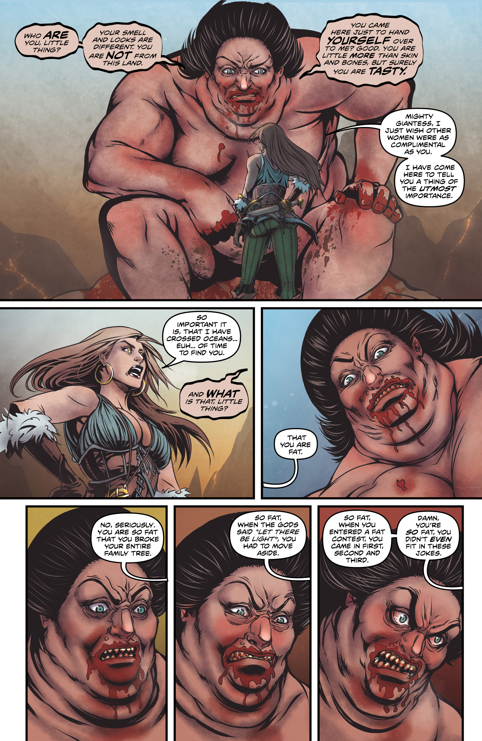 Read online Rogues! (2014) comic -  Issue #2 - 15