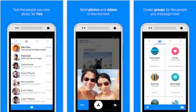 Facebook Messenger v43.0.0.8.69 Apk - Latest Version