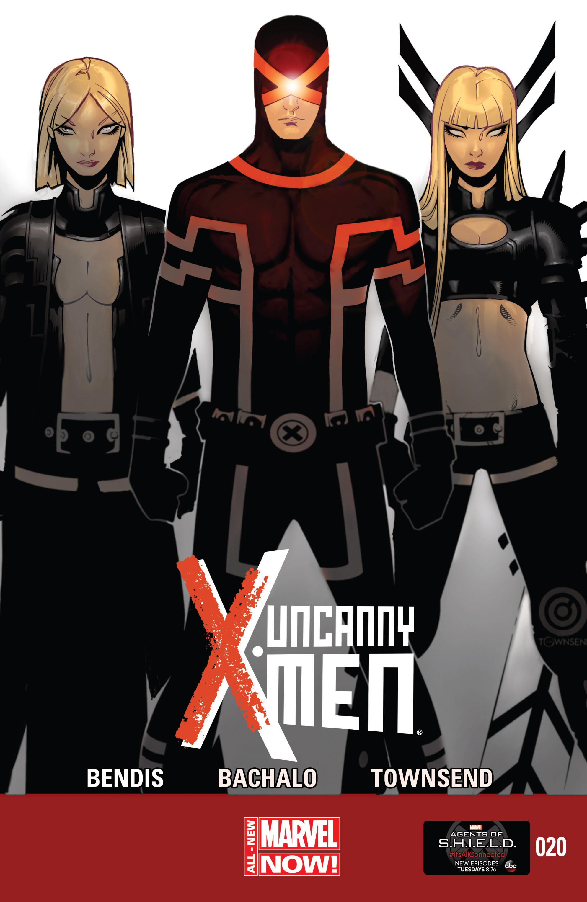 Read online Uncanny X-Men (2013) comic -  Issue # _TPB 4 - vs. S.H.I.E.L.D - 21