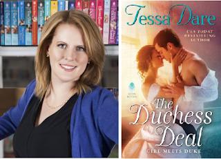 Image: Tessa Dare autographed bookplate