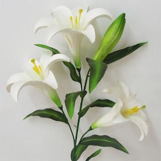jual-rangkaian-bunga-lily-surabaya