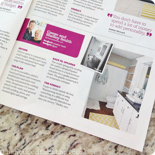 thehouseofsmiths.com - kitchen and bath magazine feature