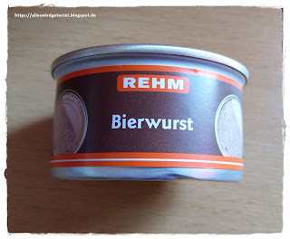 Rehm Bierwurst