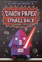 bookcover of DARTH PAPER STRIKES BACK (Origami Yoda #2) by Tom Angleberger
