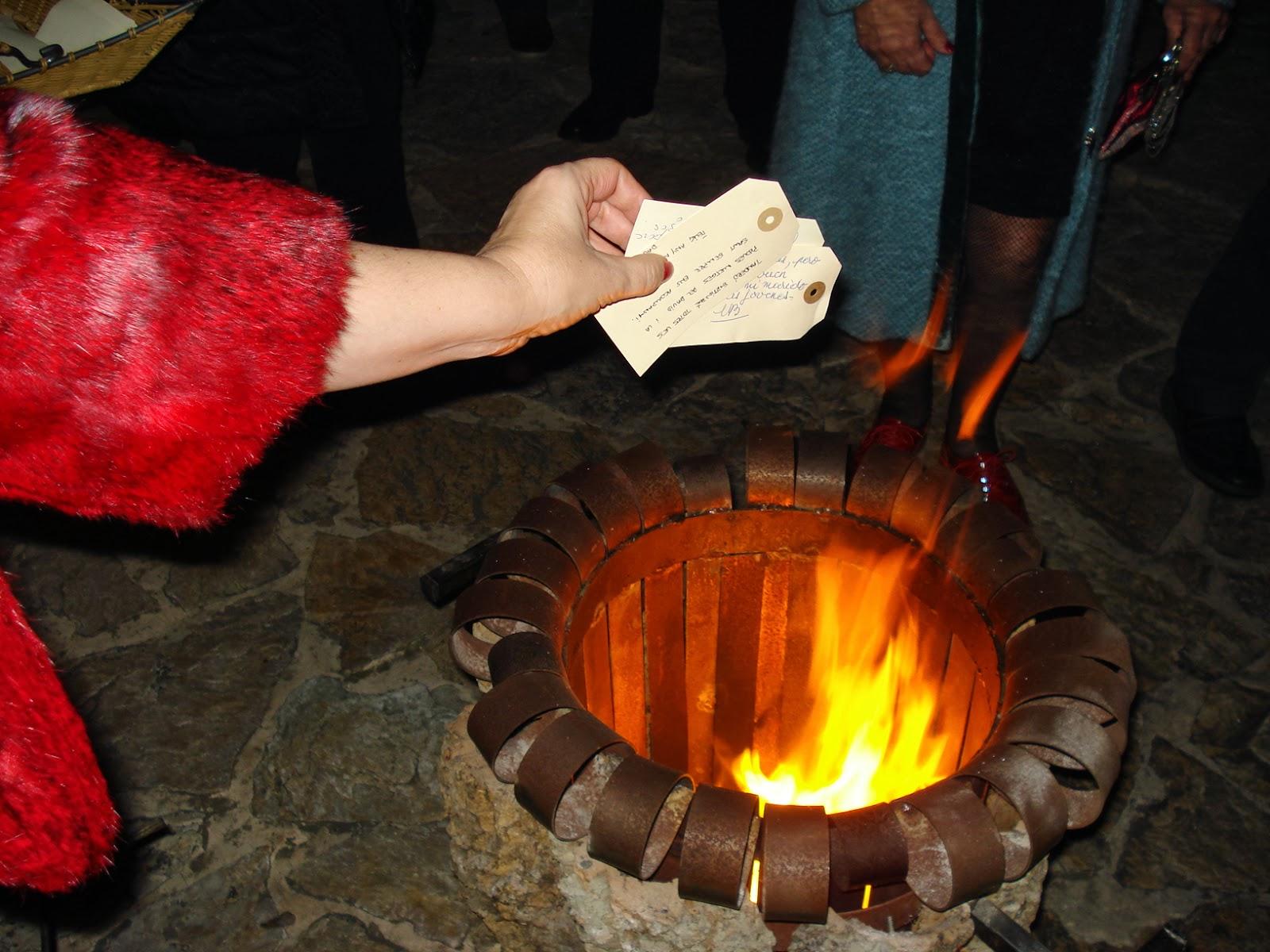 Rito del fuego y el deseo