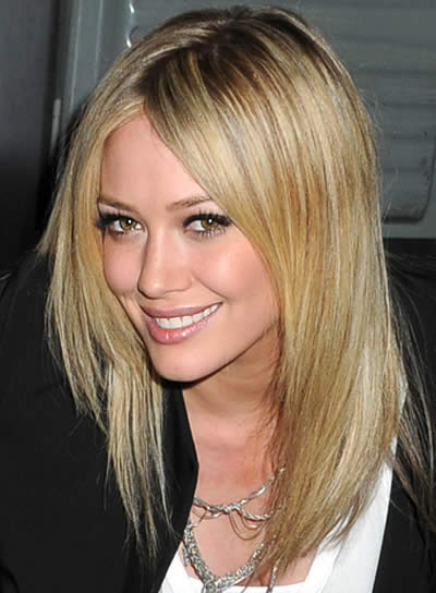 Hairstyles for Medium Length Straight Hairs 2014|Top Hairstyle