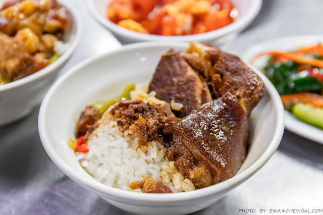 MG 0518 - 李海魯肉飯,凌晨3點依舊燈火通明的人氣小吃,口味看人吃,價格沒那麼可愛