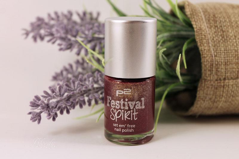 bloody testet p2 set em free nail polish 39 040 fantastic festival spirit le. Black Bedroom Furniture Sets. Home Design Ideas