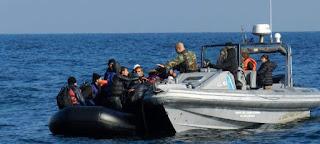 73 μετανάστες συνέλεξε το Λιμενικό στην Ανατολική Μάνη