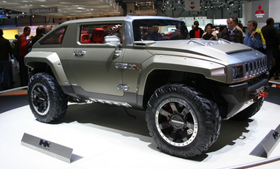 2018 Hummer H4 New Modifications And Release Date