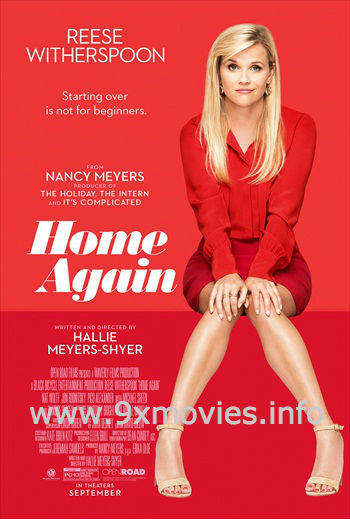 Home Again 2017 English 720p WEB-DL 750MB ESubs