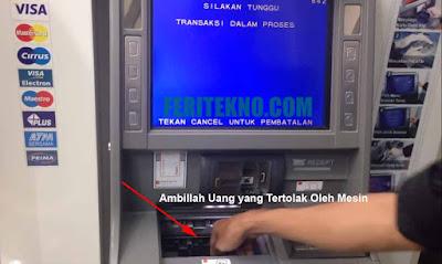 Cara Setor Tunai Bank BNI Tanpa Ke Teller 9