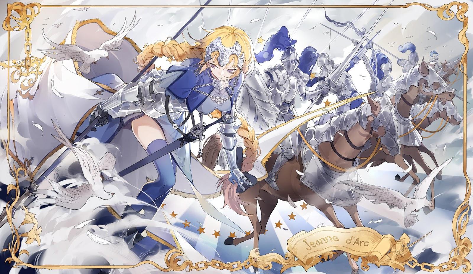 Fate AowVN%2B%252897%2529 - [ Hình Nền ] Anime Fate/GrandOrder tuyệt đẹp Full HD | Wallpaper