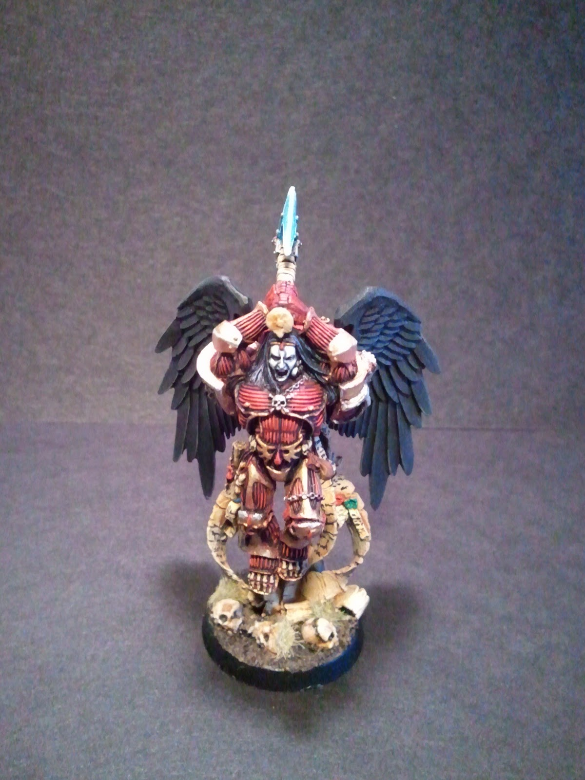 Art Of War Miniature Painting: Project Astorath the Grim ++
