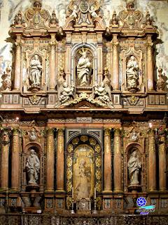 Capilla de la Virgen de la Antigua - Catedral de Sevilla