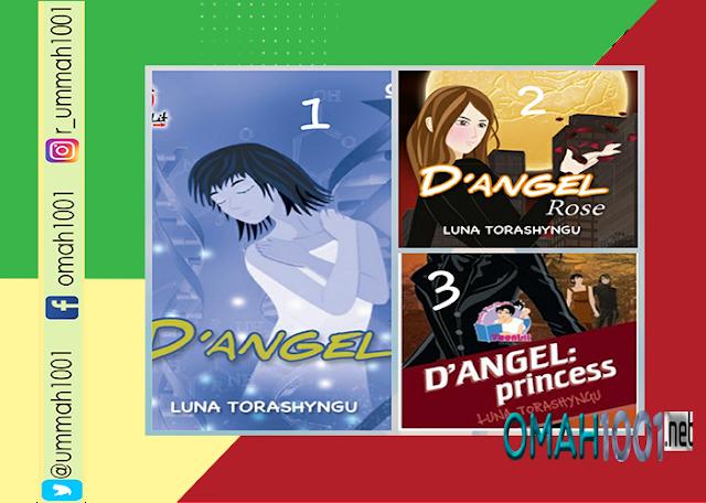 E-Book: Trilogi D'Angel, Omah1001
